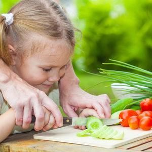 Зеленчуци, който яде...