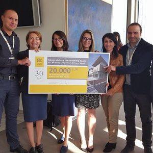 Екип на Devin спечели престижна бизнес награда