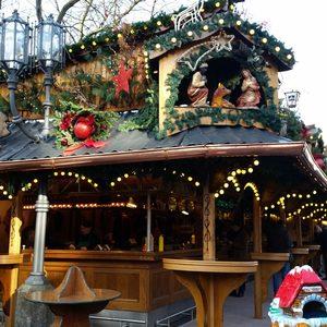 Коледните пазари в Германия