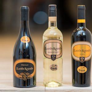 Винарска изба Златен Рожен представи вина от своята нова селекция - Реколта 2016, в елитна столична галерия