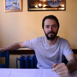 Гърция: представена от Георгиос Дзордзос, ресторант Gustosa