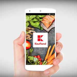 Kaufland България с мобилно приложение