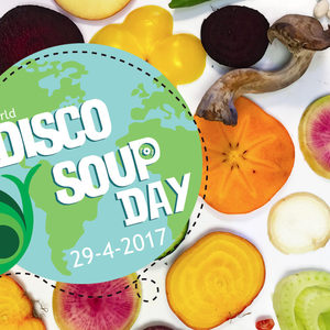 #Disco Soup Day срещу разхищението на храна