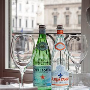 Воден бар Acqua Panna & San Pellegrino