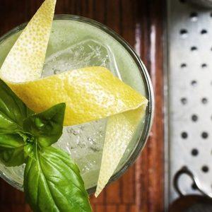 Рецепта: Gin Basil Smash