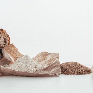 Хляб с каша (рецепта)