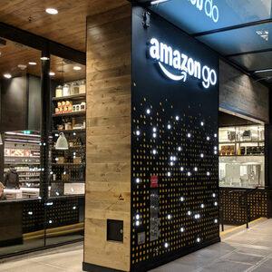 Amazon със супермаркет от бъдещето