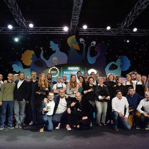 Ресторант на годината 2017: Церемонията