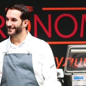 Марио Сандовал и модерната кухня на Мадрид
