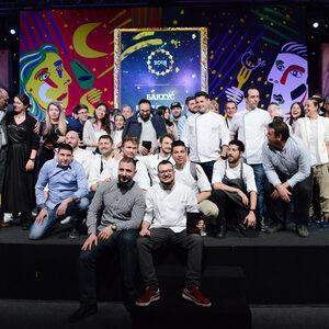 """Победителите в """"Ресторант на годината 2018 Бакхус Acqua Panna & S.Pellegrino"""""""