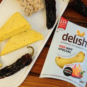Delishu - сирена от заквасено кашу