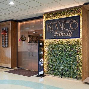 Новото място за Боляри: Bianco Family