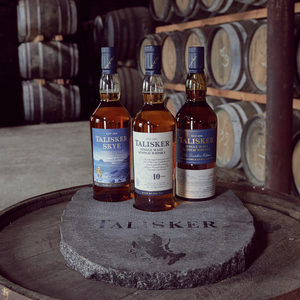 Talisker Strapline Whisky