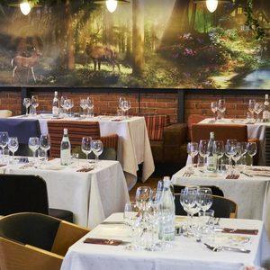 Бакхус Вечери: Шведска Вечеря