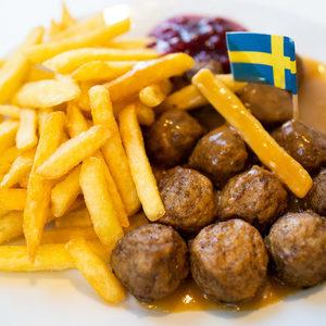 Шведските кюфтенца на ИКЕА (рецепта)