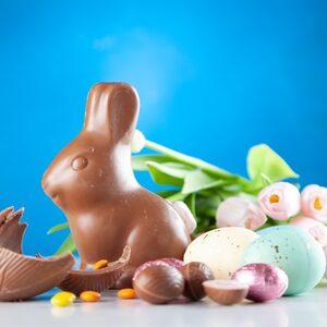 Choco-licious: Великден такъв, какъвто си мечтаем да бъде