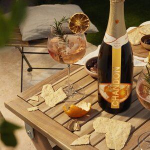 CHANDON Garden Spritz: апетитно и въодушевяващо шприц изживяване през лятото
