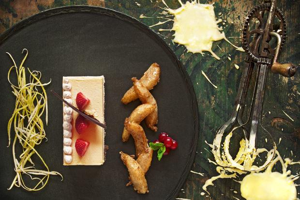 """Come Prima""""Седмица на Авторската кухня"""" - 17-23 ОктомвриДесерт: Чийзкейк с тиква.Вижте цялото меню ТУКЗа резервации: 0749 8888"""