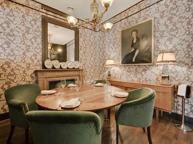 """IbеricaЛондонКатегория: """"Най-добър ресторант в Лондон""""Дизан: Lazaro Rosa Violan Studio 5"""