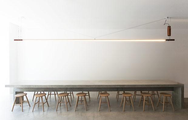 """Torafuku ВанкувърКатегория: """"Най-добър ресторант в Америка""""Дизайн: Scott & Scott Architects"""