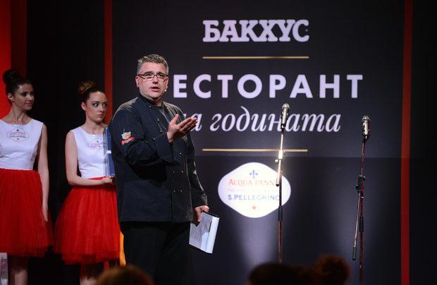 Церемонията нямаше да е същата без водещия Ради Стамболов, който има опит и от миналогодишното събитие.