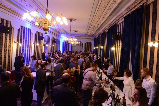 Вечерта приключи с поодарък за всеки един от гостите - новият DiVino Guide за българските вина 2018 г.