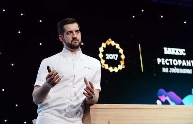 Талантливият шеф-сладкар Павел Павлов представи своята визия за бъдещето на сладкарството и новите световни тенденции в тази сфера.