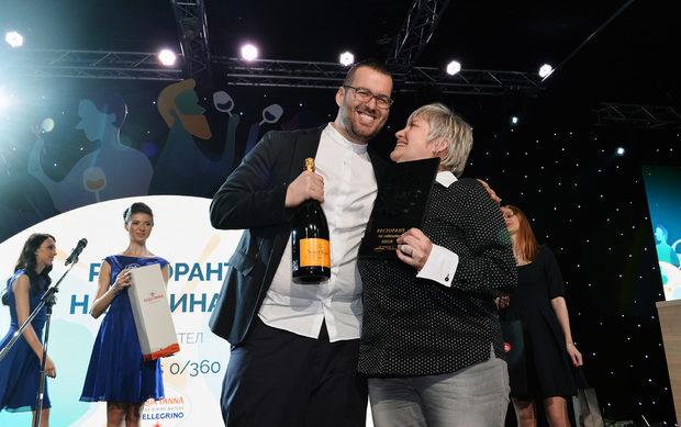Голямата награда спечели ресторант Niko'las 0/360 с шеф готвач Цветомир Николов.