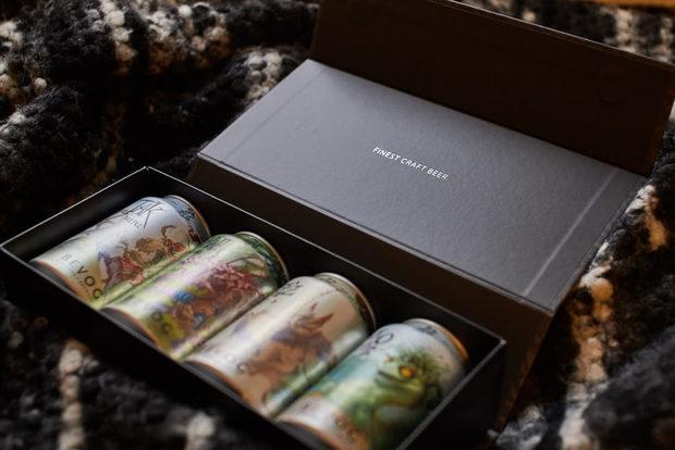 Bevog gift boxКомплект от четирите светли бири от постоянния асортимент на №1 крафт пивоварна в Австрия – Bevog. Zo е освежаващ session IPA, Deetz – пивък golden ale, Tak – много балансиран pale ale, а Kramah – мощен IPA.От Crafter35 лв.