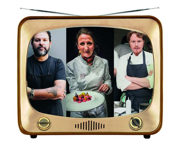 The Final TableОтново жанрът на кулинарното риалити на Netflix, отново суперамбициозно. Интригата е между 24 участници, разпределени по двама в 12 отбора от 18 държави. Състезават се в ресторанти от 9 различни точки на света. На края на сезона победителите премерват силите си в компанията на Енрике Олвера, Грант Ахатц, Ан-Софи Пик, Йошихиро Наризава и други на финална вечеря. Драма, отново.