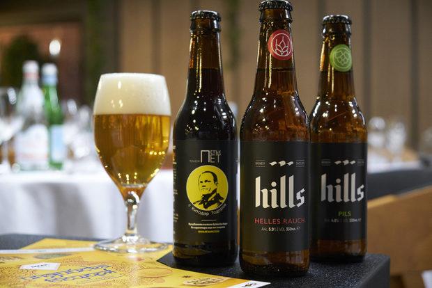 Благодарим на партньорите ни от Hills. Те предоставиха страхотните крафт бири, които правиха акомпанимент на менюто.