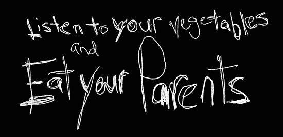 """Listen to Your Vegetables & Eat Your ParentsМишел и Барак ОбамаHigher Ground, продуцентската компания, основана миналата година от Мишел и Барак Обама, е започнала работа върху четири и половина-часов сериал, който се казва Listen to Your Vegetables & Eat Your Parents, който """"ще поведе децата и семействата им на пътешествие из света, което ще ни разкаже историята на храната ни"""". Един от съ-авторите на проекта е Джеръми Кoнър от Drunk History. Netflix все още не е обявил дали сериалът ще бъде игрален или анимация, нито начална дата. Но през осемгодишния си президентски мандат Барак Обама, и особено първата дама Мишел Обама, се ангажираха и направиха достатъчно за храната и децата, за да сме сигурни, че ни очаква нещо интересно и смислено. Ще следим."""