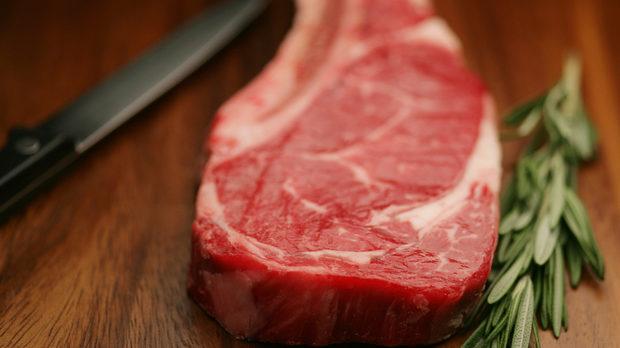 * ...или 65 градуса по Целзий - оптималната температура за  приготвяне на  телешко, говеждо, свинско, агнешко и патешко до степен  medium