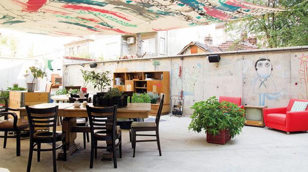 Ogosta bar