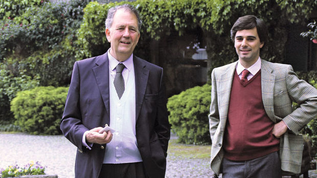 Антонио Гуедес и Антонио Гуедес - сегашният и вероятно бъдещият президент на
