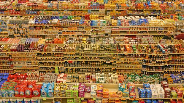 За първите шест месеца от 2013 от Теско са изхвърлили около 30 хиляди тона храна