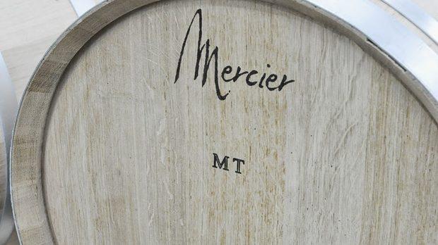 Френските дъбови бъчви за отлежаване са с вместимост 225 л.