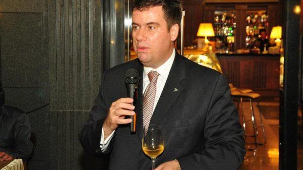 Константинос Лазарикис MW, председател на BIWC
