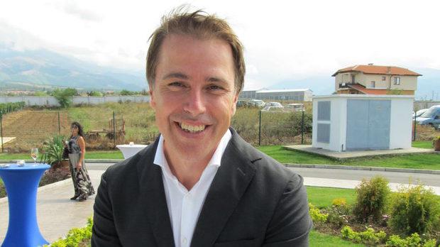 Димитър Костов, търговски директор на Меди Валей