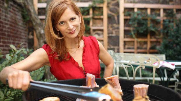 Мелиса Кларк води кулинарна рубрика в NYT от 2007 г.