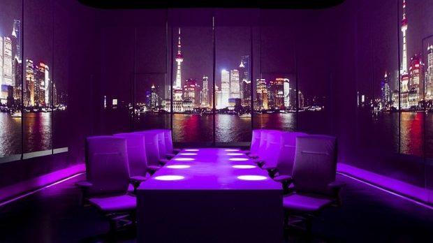 Ultraviolet в Шанхай