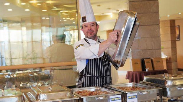 Юри Велев, Главен готвач на МЕТРО Академия