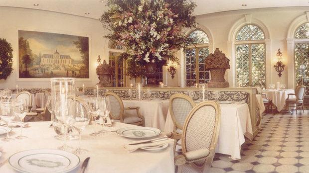 Ресторант L'Orangerie, Лос Анджелис