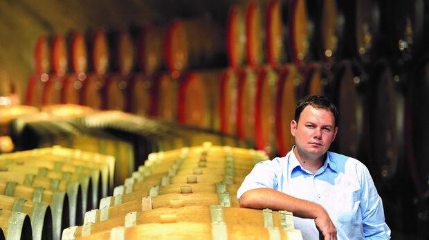 Игор Лукович, директор и главен мениджър на списание Vino & Fino