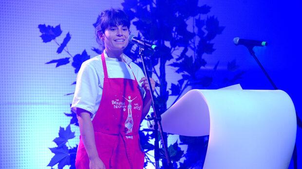 Победителката в MasterChef 2021 Мария Жекова представя ястието си