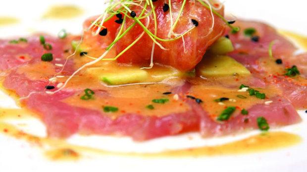 Севиче - японска вариация на Джун Йошида от Brasserie