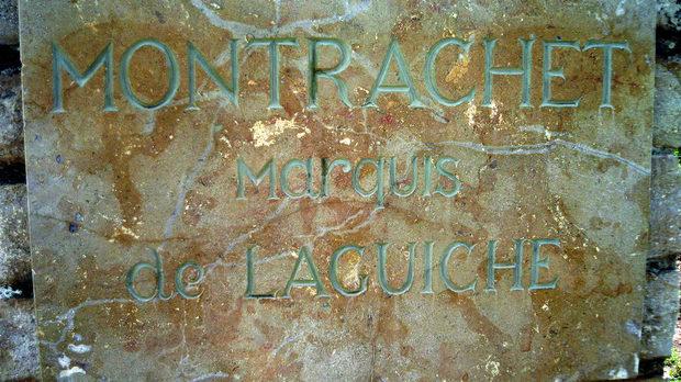 Семейство Дьо Лагиш - един от най-старите аристократични родове на Франция, притежава голяма част от лозето Монтраше... от 1363 г. насам. Мезон Друен прави от него едно от най-забележителните и монументални вина на света.