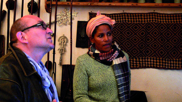Магазинът за етиопско и африканско изкуство се е превърнал в един от любимите парижки музеи на Дойчин Русев.