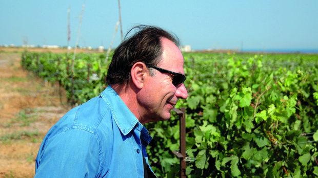 Един от големите винари на Гърция, Парис Сигалас