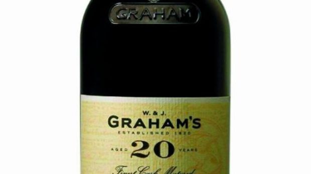 Graham`s Tawny Port